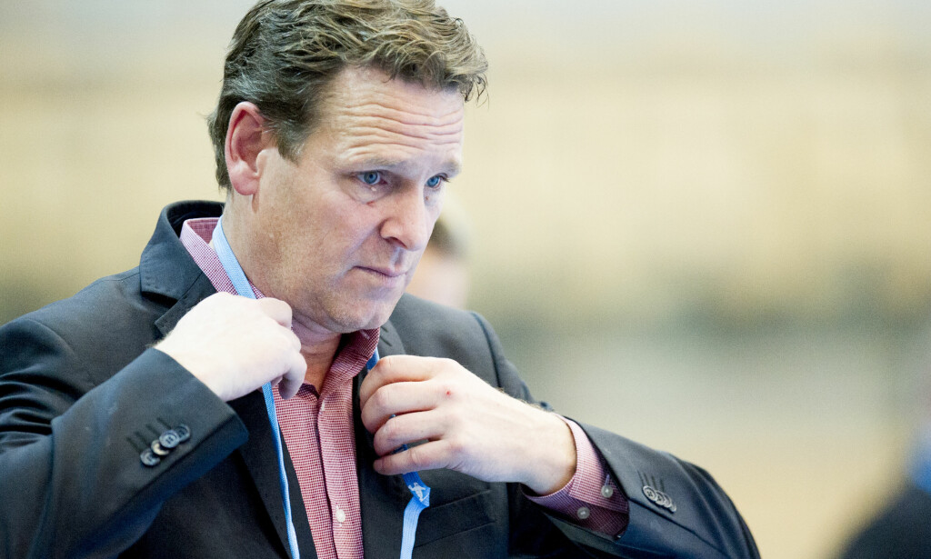 «SKANDALE»: Slik betegner generalsekretær i Norges Håndballforbund, Erik Langerud, turneringen i Serbia. Foto: Jon Olav Nesvold / NTB scanpix