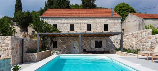 Her er det billigst å leie feriehus
