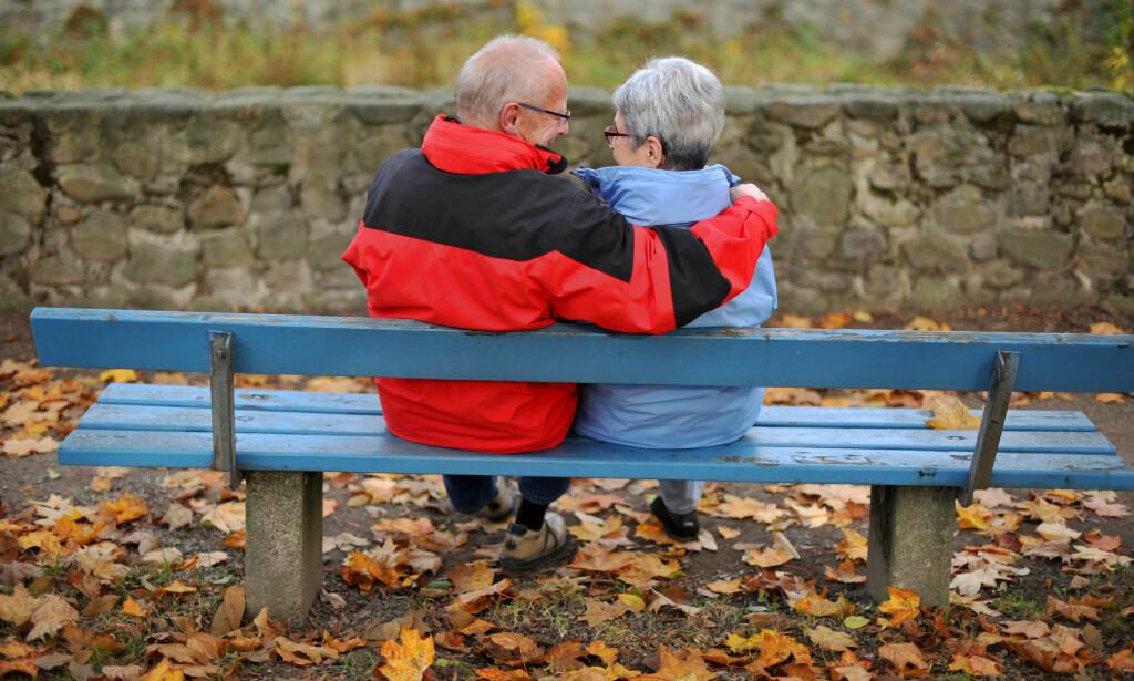REFORM: - Et konsekvent individorientert pensjonssystem kan være en besnærende tanke, men er ikke det riktige svaret, selv i dagens mer likestilte og mer mangfoldige samfunn, skriver artikkelforfatterne. Foto: Frank May / NTB Scanpix