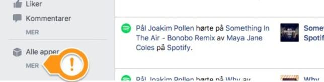 image: Er det ikke surt når spilleliste-eieren bytter ut sangene?