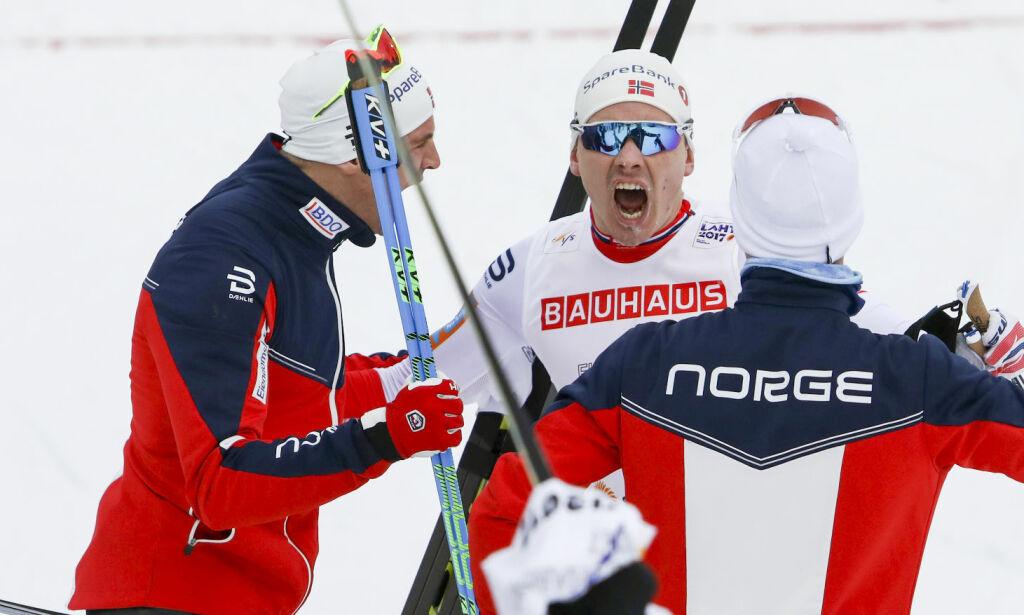 image: Det er ikke nå vi skal glemme Petter Northug. Vi skal takke ham
