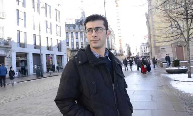 c529c123 MISMODIG: Shepal Misewer har gitt opp å sikre seg tilleggsutdanning til sin  syriske tannlegeutdanning i