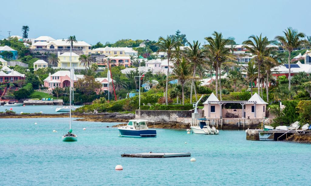 PENT, MEN DYRT: Bermuda er blitt verdens dyreste land å leve i. Foto: Shutterstock / NTB Scanpix