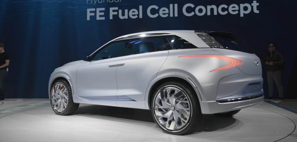 Mer hydrogen fra Hyundai