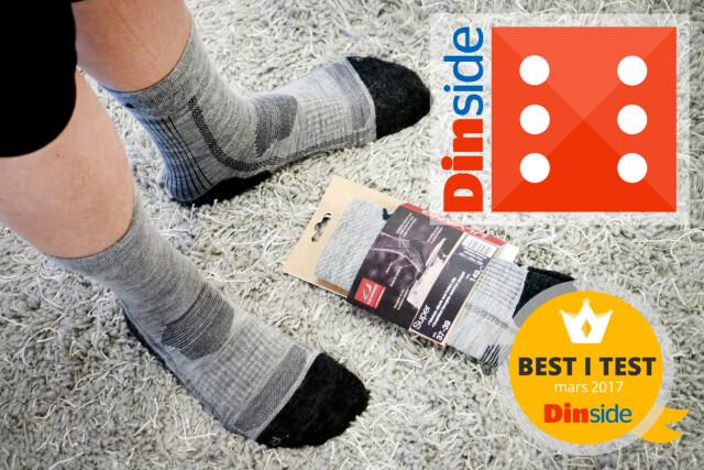 Folkekære Beste sokker 2017 - DinSide YD-37