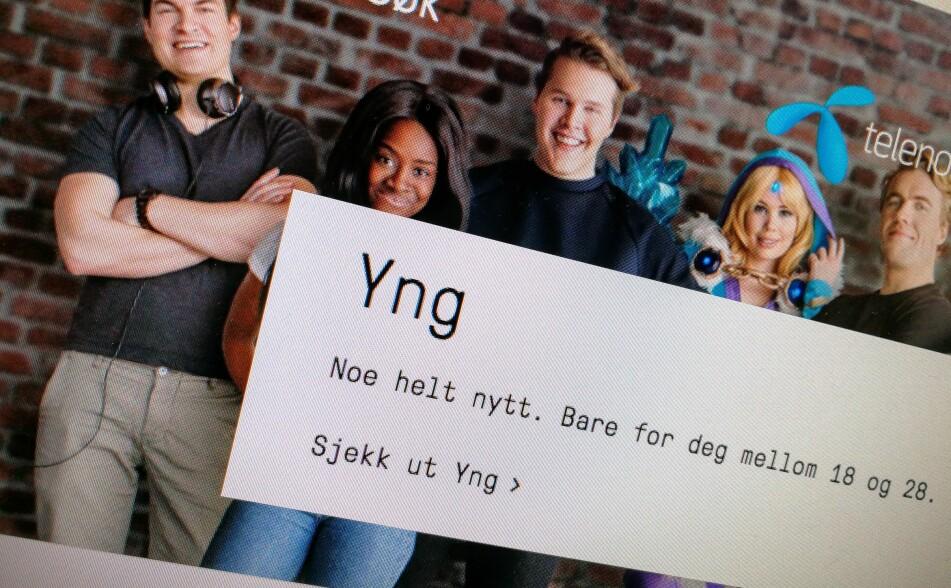 NYTT ABONNEMENT: Men hvordan står Yng seg prismessig sammenlignet med konkurrentene? Foto: Pål Joakim Pollen