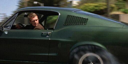 image: Steve McQueens Mustang fra filmen «Bullitt» er funnet