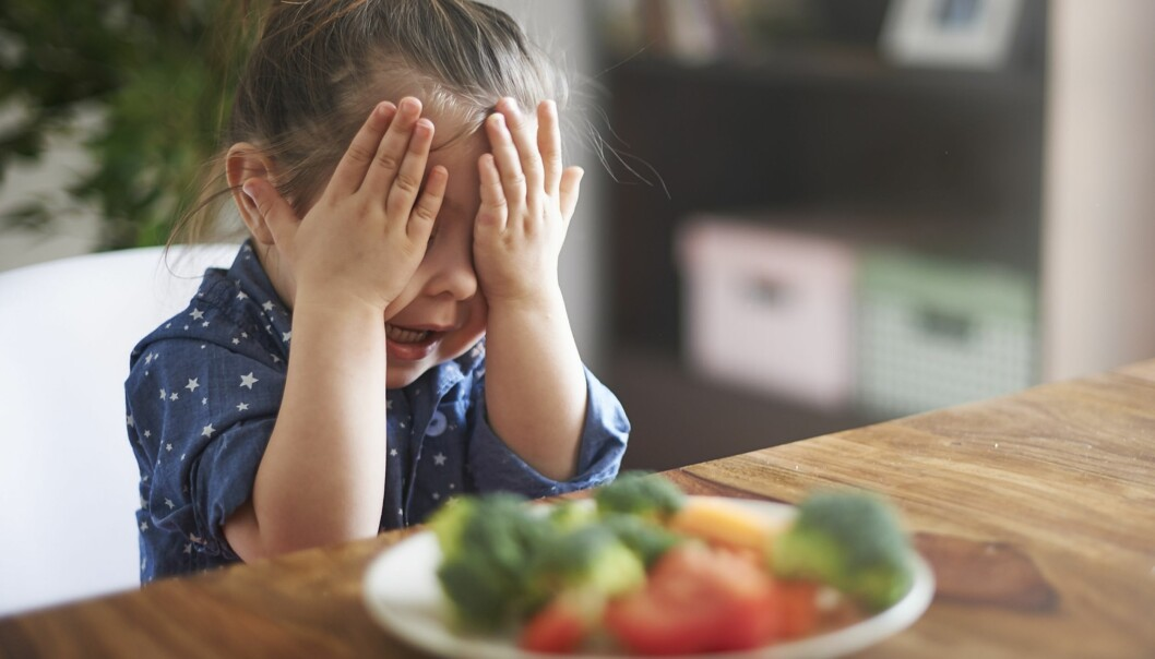 <strong>EKSTREMT KRESEN:</strong> Mens det å være kresen er helt normalt, kan det i noen tilfeller være en spiseforstyrrelse. Foto: NTB Scanpix