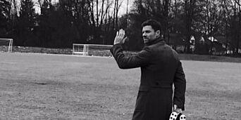 image: Stjernespilleren annonserer at han er ferdig