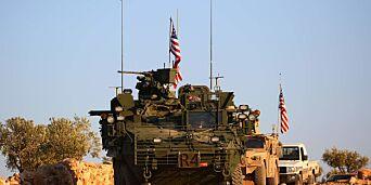 image: USA og Tyrkia kan  støte sammen i Syria