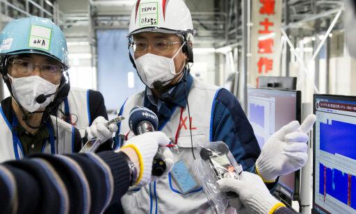 image: Seks år etter katastrofen svikter robotene som skal rydde opp i Fukushima