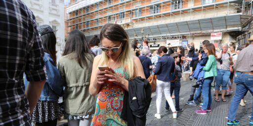 image: Nå blir mobilen like viktig som passet ditt