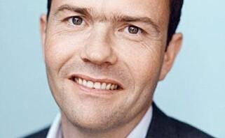 DAGLIG LEDER: Marius Holm, Miljøstiftelsen ZERO.