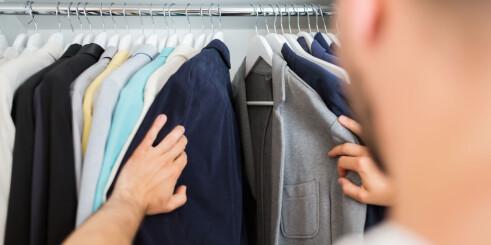 Her er det billigste garderobeskapet