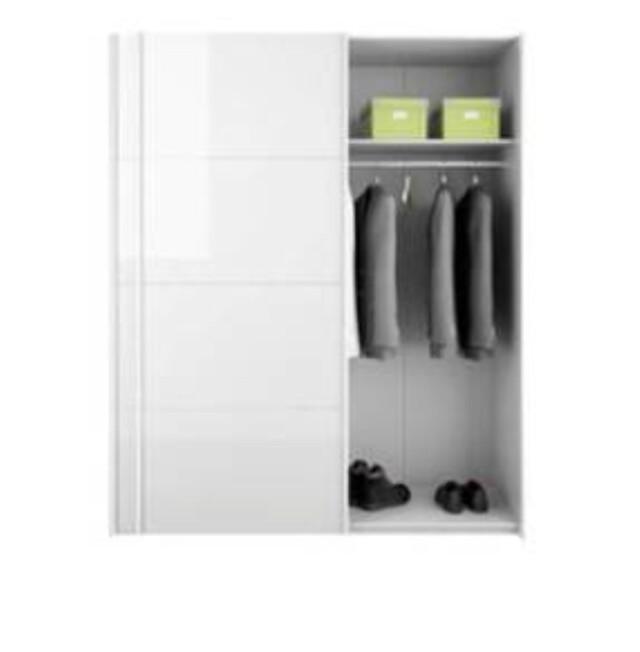 Topp Billig garderobe - DinSide NW-44