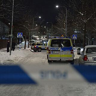 image: Politiet i Stockholm hadde fire gjengrelaterte drap i året. Så eksploderte det