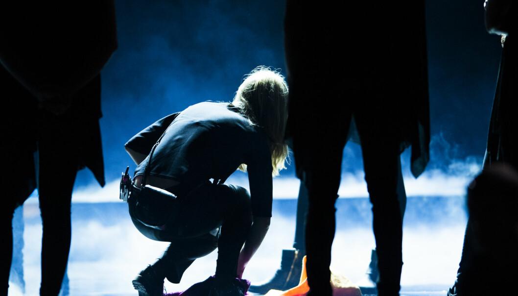 <strong>VANNTRØBBEL:</strong> Det oppstod tekniske problemer under generalprøven før kveldens Melodi Grand Prix-sending. Foto: John Terje Pedersen / Dagbladet