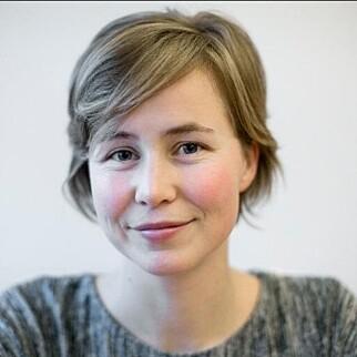 IKKE BÆREKRAFTIG: Anja Bakken Riise i Framtiden i våre hender mener fiskebransjen må se på alternative fôrråvarer. Foto: FIVH