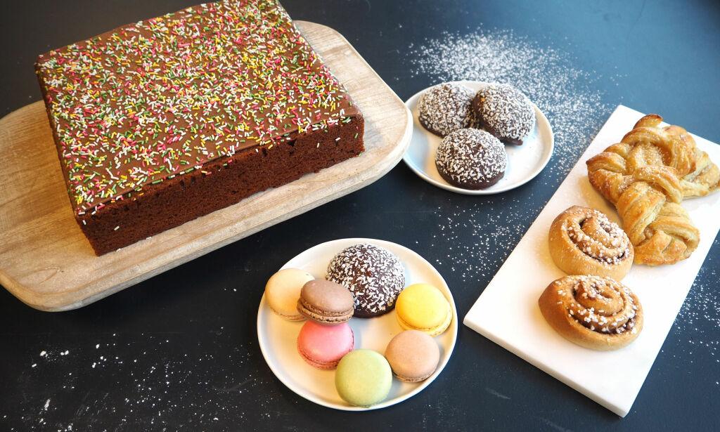 image: Nytt i butikk: Kaker, boller og wienerbrød du kan ha på lur i fryseren