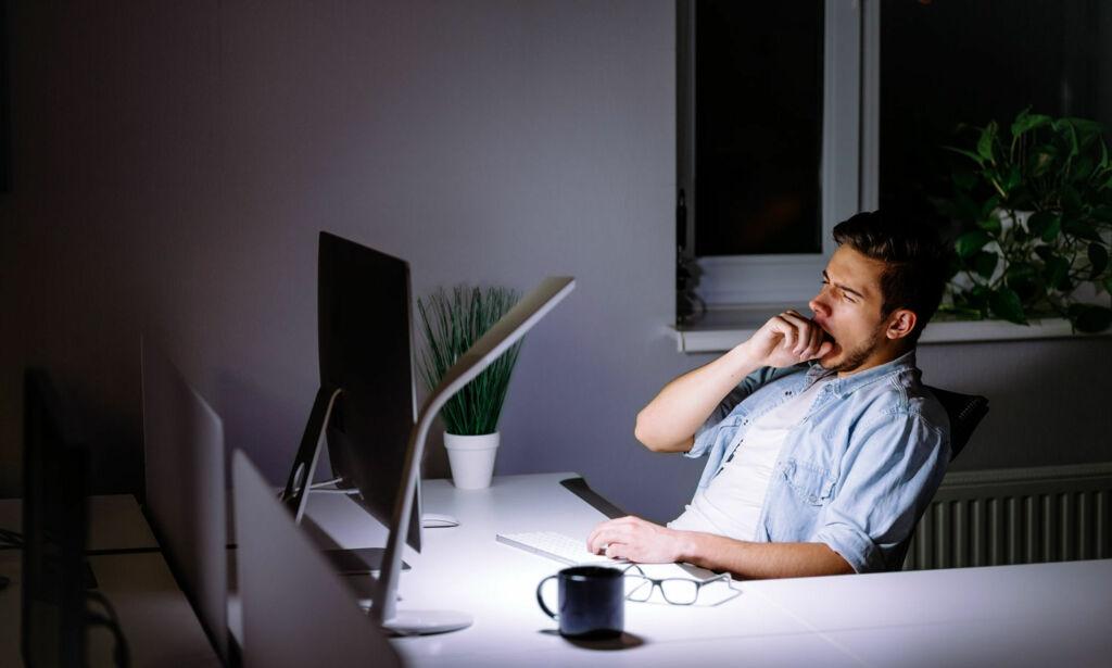 image: Jo, sjefen kan tvinge deg til å jobbe overtid