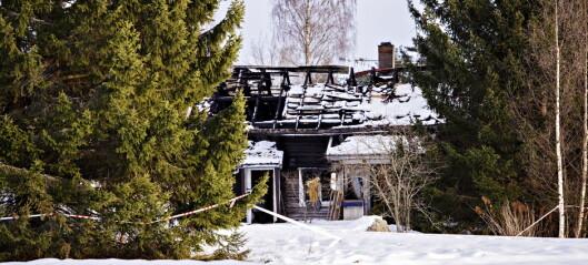 Varslet mot brannsjefen: Ingen regler ble brutt da mann i 60-åra omkom i husbrann