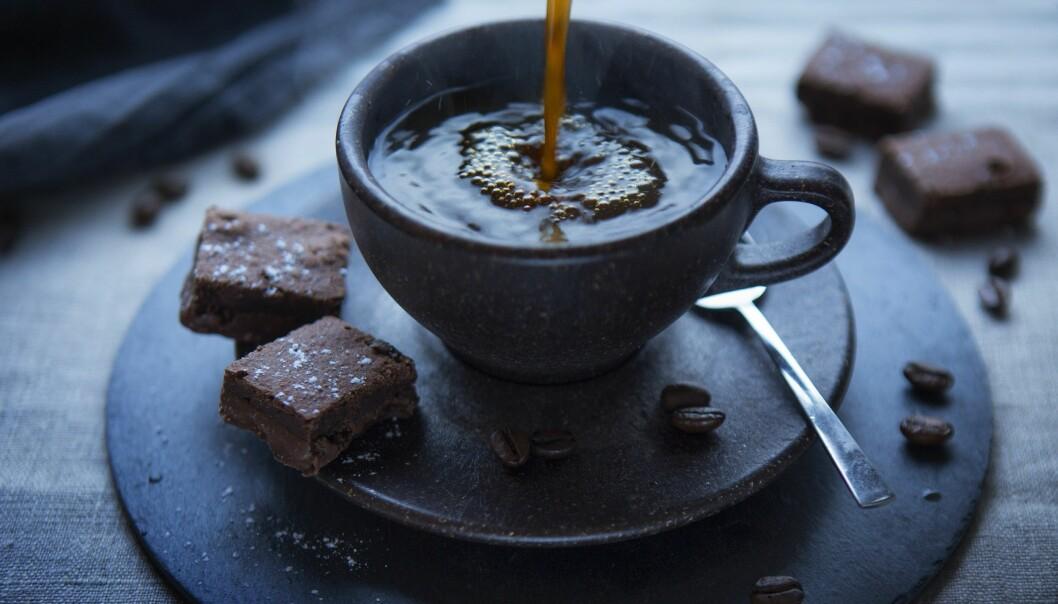 KAFFEPAUSE: Nordmenn drikker mye traktekaffe. Butikkutvalget byr på store variasjoner, mener vårt testpanel. Foto: Lisbeth Michelsen