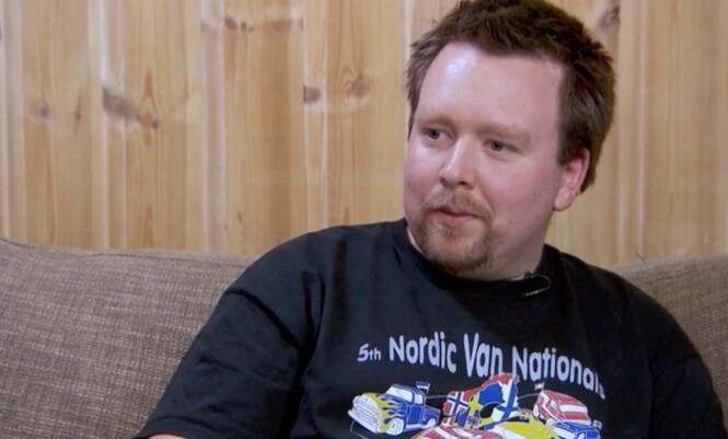 SJOKK: Ron Richard sier til Seoghør.no at det var tøft å bli konfrontert med gjelden sin i kveldens episode av «Luksusfellen». Foto: TV3
