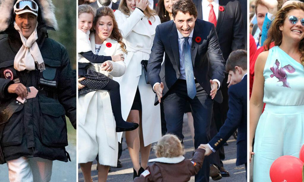 image: Han er «verdens kjekkeste statsminister». Slik er Justin Trudeau privat