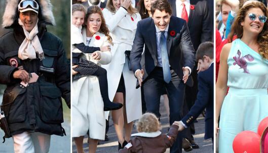 Han er «verdens kjekkeste statsminister». Slik er Justin Trudeau privat