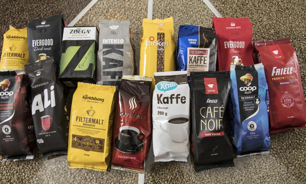 PRISEKSPLOSJON: I følge det amerikanske vitenskapsakademiet kan reduksjon i kaffeproduksjonen føre til at bare 12 prosent av dagens produksjon vil finne veien til markedet. Foto: MORTEN EIK
