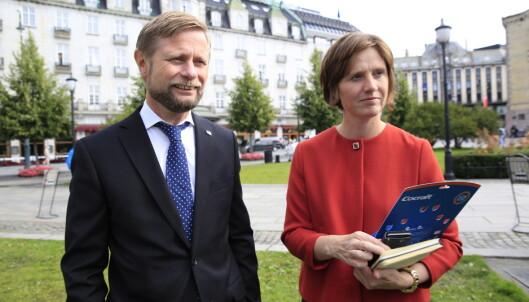 Krass kritikk av fødselsomsorgen i Sykehus-Norge