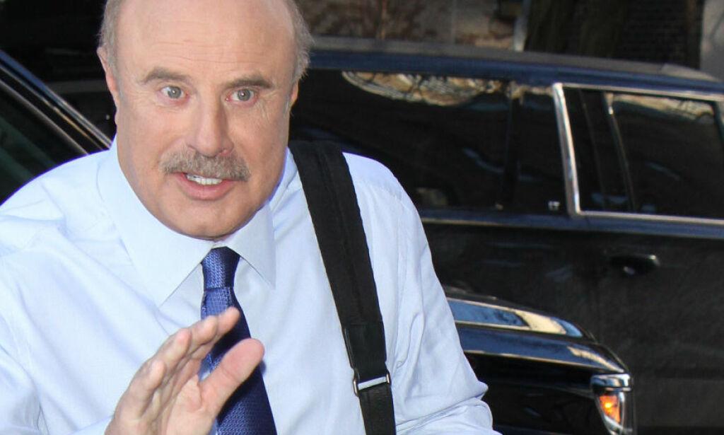 image: Dr. Phil er blant Hollywoods rikeste - men forfølges av private og profesjonelle søksmål
