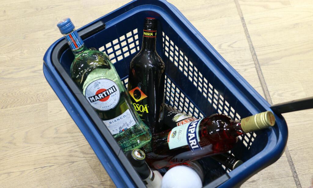 image: Disse flaskene kan du kjøpe flere av enn mange tror