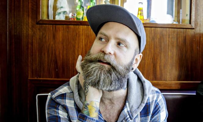 <strong>PROVOSERT:</strong> Komiker Adam Schjølberg var en av dem som reagerte sterkt på Jan Thomas' uttalelse i fjor. Foto: Nina Hansen / Dagbladet