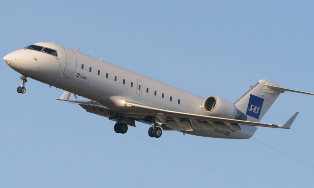 IKKE KLART: Ifølge SAS' Irland-sjef Mikael Wångdahl er mye fortsatt i det blå, et halvt år før SAS' irske flyselskap skal være i drift. Foto: Johan Nilsson / TT / NTB scanpix