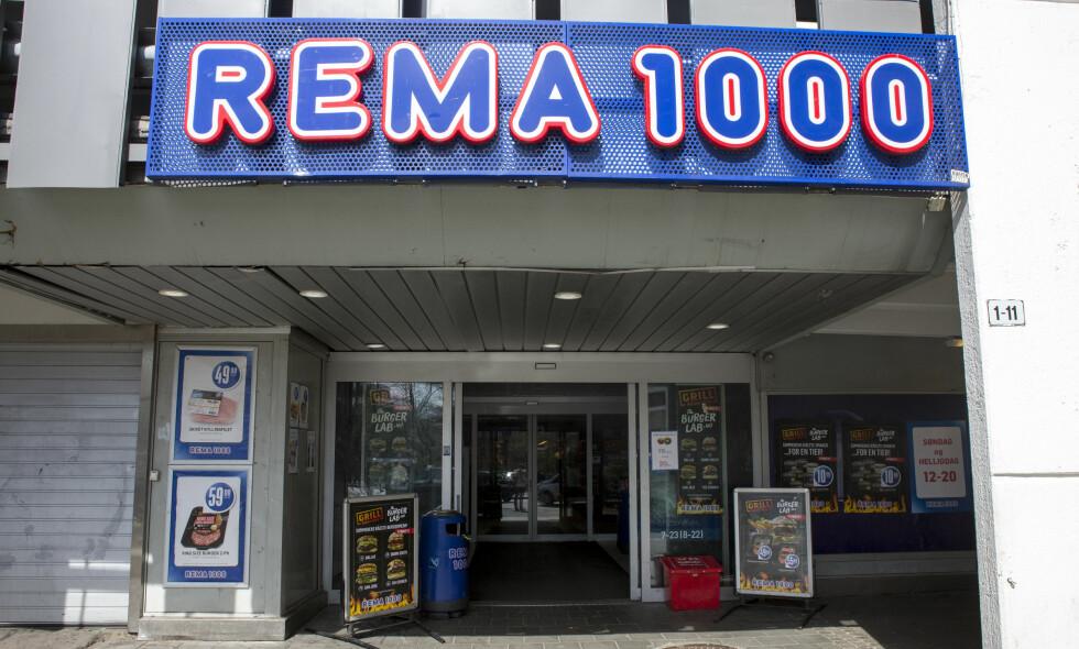 REMA DANKET UT: Kiwi slår knock-out på Rema i ny omdømmeundersøkelse . Foto: Torstein Bøe / NTB scanpix