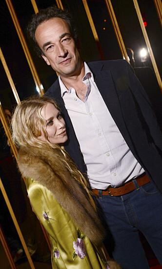 GIFT: Mary-Kate og Olivier Sarkozy giftet seg i november 2015. Foto: NTB Scanpix