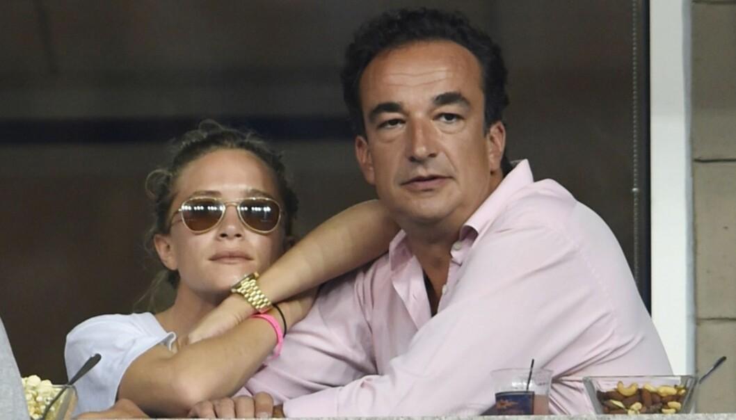 VIL HA BARN: Ifølge en kilde skal ektemannen til Mary-Kate Olsen, Olivier Sarkozy, uttalt at han vil ha barn. Foto: NTB Scanpix