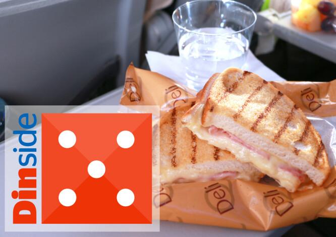 <strong>TOAST:</strong> For toast å være er denne veldig god. Sprøtt og ferskt - og det smaker godt! Foto: Hanna Sikkeland