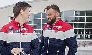SYMBIOSE: Langrenns-Norge håper at Petter Northug og Johannes Høsflot Klæbo på samme landslag og treningsgruppe kan bli en symbiose. Foto: Bjørn Langsem / Dagbladet