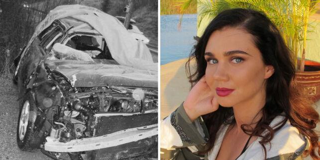 image: «Paradise»-Sophie var ikke til å kjenne igjen etter dramatisk bilulykke