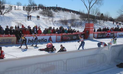 image: Østberg ble liggende så lenge i snøen at landslagslegen kom bort: - Føles som det siste rennet jeg har gått