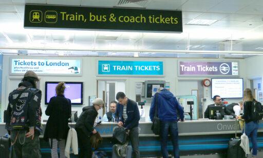 image: Slik kommer du deg kjapt fra Gatwick til London sentrum