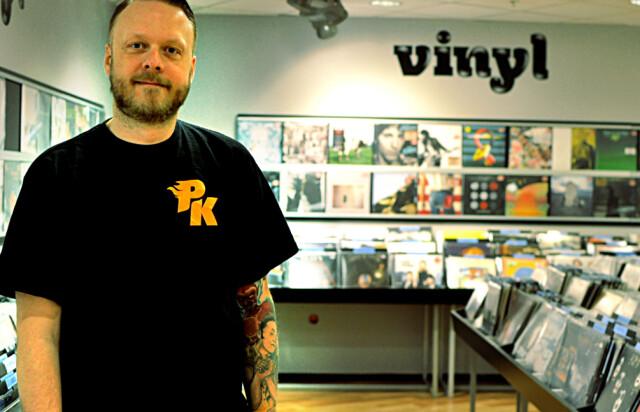 Ultra LP-plater og vinyl har tatt av - Nå er det LP-hylla som gjelder CT-84