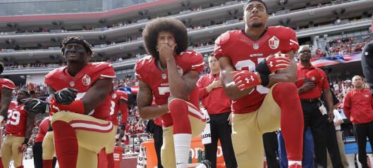 NFL innrømmer rasisme-feil