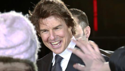 Tom Cruise har trent i et år for det ekstreme stuntet: - Det er ikke til å tro