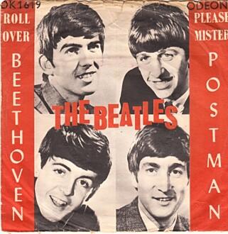 The Beatles fikk en hit med Berrys klassiker.