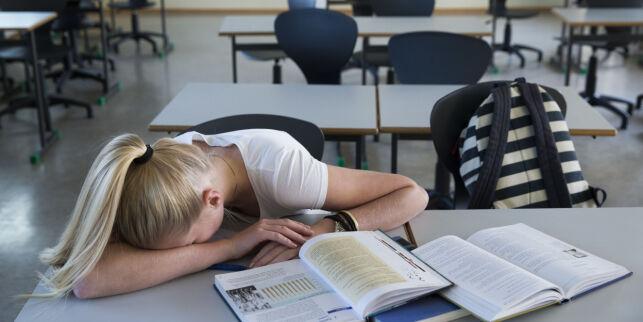 image: Ungdomsskole dropper tentamen for å skåne stressede elever