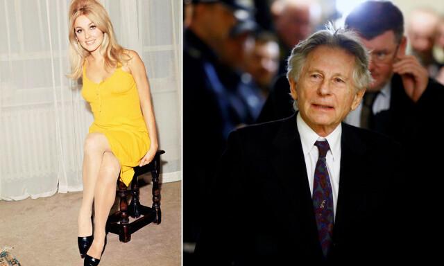 4dd99442 VIL TILBAKE FOR KONAS SKYLD: Regissør Roman Polanski (t.h.) var nygift med  skuespiller