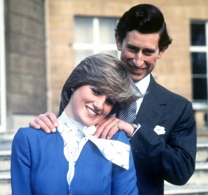 VAR GIFT: Prinsesse Diana og prins Charles var gift fra 1981 til 1996. Foto: NTB Scanpix